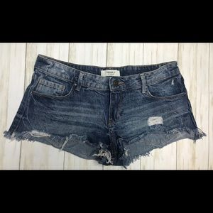 Forever21 booty shorts size 28